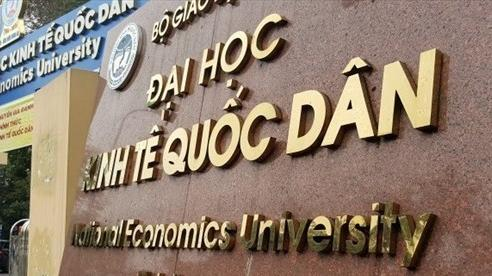 Nhiều sai phạm tài chính tại Trường ĐH Kinh tế Quốc dân