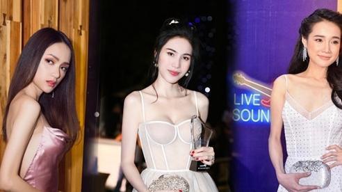 Sao Việt lộ ảnh gầy trơ xương, Ninh Dương Lan Ngọc và Nhã Phương khiến fan xót xa