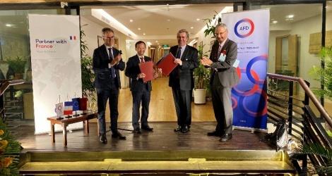 EU và Việt Nam 'rót' 156 triệu Euro cải thiện hạ tầng 4 tỉnh ven biển Bắc Trung Bộ