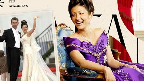 Nàng 'Diana phương Đông' và 2 lần thất bại hôn nhân nhưng vẫn được cả gia đình Hoàng gia đối xử đặc cách một cách kì lạ