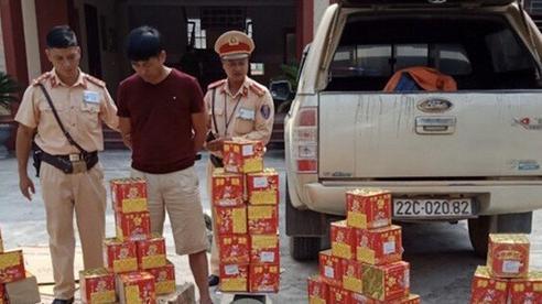 Bộ Công an phân tích về quy định về sử dụng pháo hoa