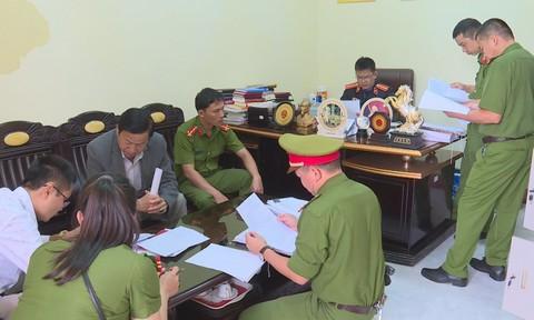 Bắt 4 lãnh đạo, cán bộ thuộc công ty lâm nghiệp Ea Kar