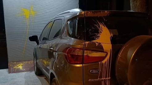 Sở TT&TT Thanh Hóa đề nghị công an xử lý vụ ném chất bẩn vào nhà phóng viên