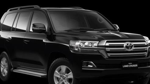 Toyota Land Cruiser định ngày ra mắt phiên bản mới