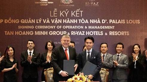 Ri-Yaz Hotels & Resorts vận hành cung điện đá D'.Palais Louis