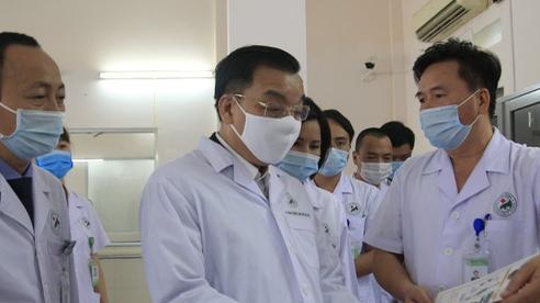Tân Chủ tịch Hà Nội: 'Không có ngoại lệ trong phòng chống dịch'