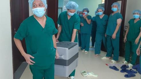 Lần đầu tiên, điều phối đa tạng từ Vũng Tàu đi 3 miền đất nước cứu 4 người