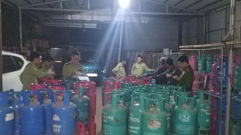 Xử phạt cửa hàng kinh doanh gas nhiều vi phạm ở Ninh Bình