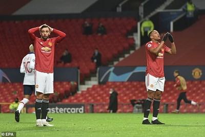 Man Utd: Một vòng luẩn quẩn