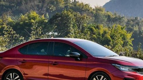 Bảng giá xe ô tô Honda tháng 12/2020: Honda City 2020 chuẩn bị 'trình làng'