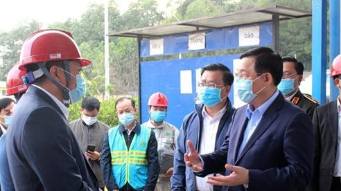 Chủ động giải quyết bức xúc dân sinh khu vực Khu liên hợp xử lý chất thải Sóc Sơn