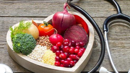 Bạn đã biết cách ăn uống lành mạnh cho tim khỏe