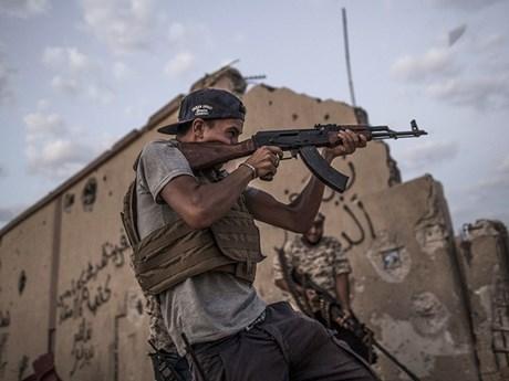 Hơn 20.000 binh lính lực lượng nước ngoài vẫn hiện diện tại Libya