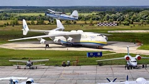 Mất Antonov, Ukraine thành quốc gia 'thế giới thứ ba'