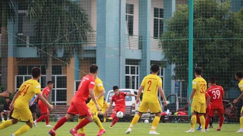 Có thể thay đổi địa điểm đá giao hữu giữa U22 Việt Nam và đội tuyển quốc gia Việt Nam ở khu vực miền Nam