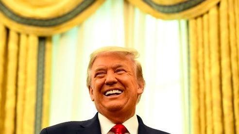 Hậu bầu cử, ông Trump vẫn quyên góp được hàng trăm triệu đô