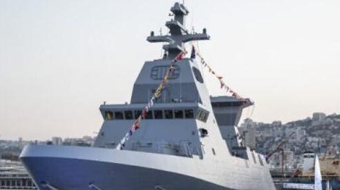 Tin tức quân sự mới nóng nhất ngày 4/12: Israel điều chiến hạm đánh chặn đến Haifa