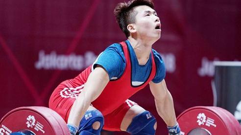 Cử tạ Việt Nam dính sự cố doping: Ngồi trên đống lửa