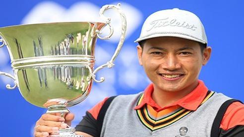 Đỗ Hồng Giang vô địch với thành tích -4