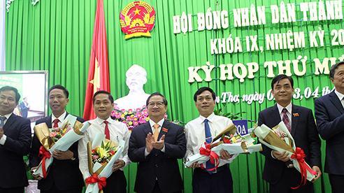 Cần Thơ có thêm 3 phó chủ tịch UBND thành phố