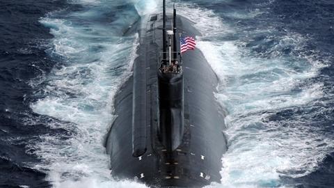 Mỹ đóng mới 90 tàu ngầm hạt nhân trong vòng 25 năm