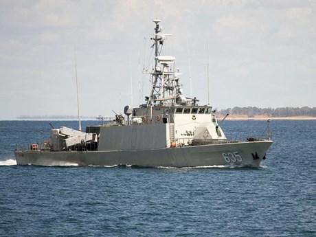 Australia và Indonesia tuần tra phối hợp về an ninh hàng hải