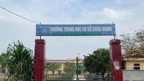 Khởi tố nam sinh lớp 9 đánh bạn học tử vong ở Hà Nam