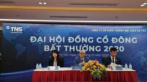 TNS Holdings (mã chứng khoán TN1) họp Đại hội đồng cổ đông bất thường ngày 04/12/2020