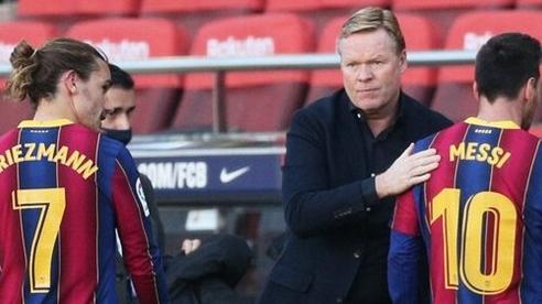 Lãnh đạo Barca tiếc nuối vì không bán Messi ngay trong mùa hè