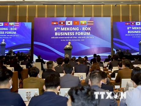 Hợp tác Mekong-Hàn Quốc giúp thúc đẩy hội nhập kinh tế khu vực