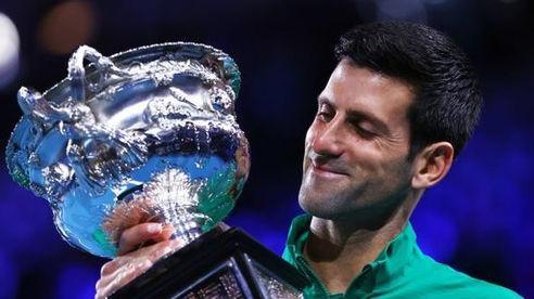 Australia Mở rộng 2021 khởi tranh, Novak Djokovic mừng thầm