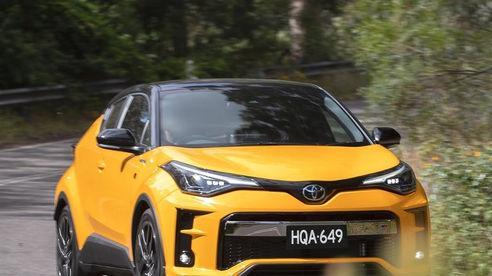 Toyota C-HR GR Sport 2021 được ra mắt tại Australia