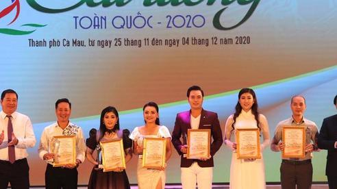 Trao 24 huy chương cho tài năng trẻ diễn viên cải lương toàn quốc