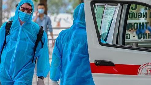 Hà Nội: Ca dương tính mới phát hiện ở khu Ngoại giao đoàn là người nhập cảnh, được cách ly ngay