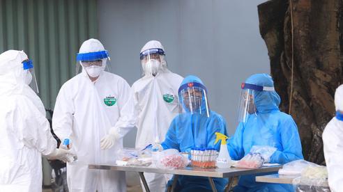 Hà Nội báo cáo nhanh về 2 ca dương tính SARS-CoV-2