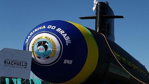 Quốc gia thứ 10 sở hữu vũ khí hạt nhân: ... Brazil?
