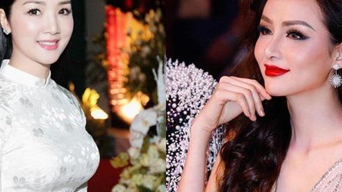 Giáng My - Diễm Hương: 2 Hoa hậu  muốn nhường 'ngôi' mà mãi không được