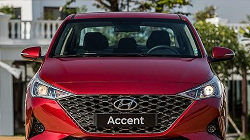 Giá xe Hyundai Accent tháng 12/2020