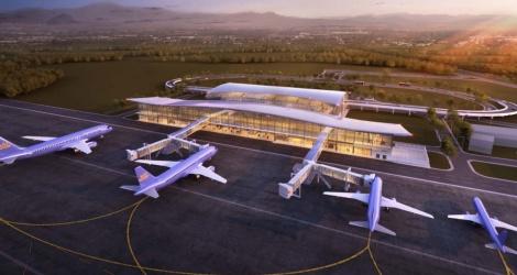 Tổng mức đầu tư tăng gấp 2, đề nghị làm rõ năng lực nhà đầu tư Dự án BOT Cảng hàng không Phan Thiết