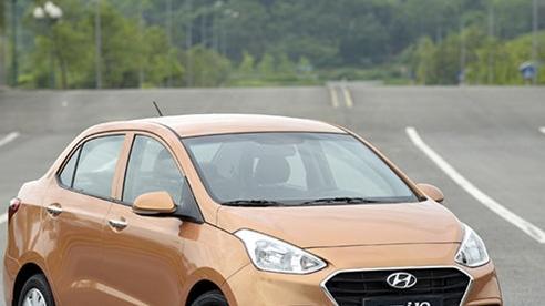 Giá xe Hyundai Grand i10 tháng 12/2020