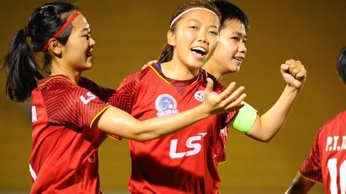 Đánh bại Hà Nội 1 Watabe, đội nữ TP HCM 1 rộng cửa vô địch Giải Bóng đá Nữ VĐQG 2020