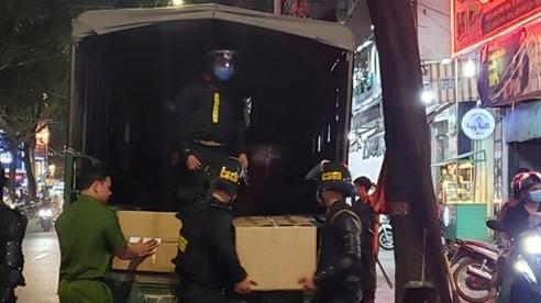 Khám xét 2 nhà thuốc lớn tại Đồng Nai: Thu giữ hàng trăm thùng thuốc, thực phẩm chức năng