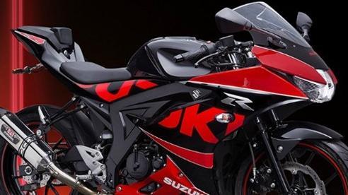 Giá xe máy Suzuki tháng 12/2020