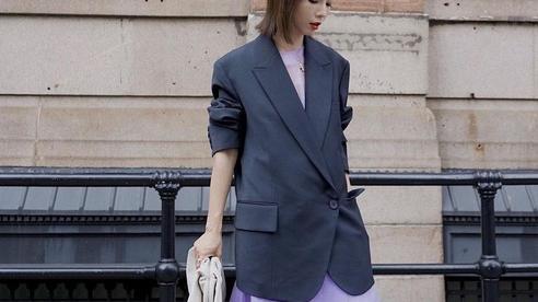 4 công thức váy liền + áo khoác được dân sành điệu áp dụng nhiệt tình, nàng nào diện lên trông cũng sang ngút ngàn