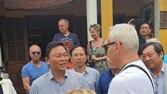 Chủ tịch Quảng Nam gửi thư cảm ơn du khách, mong được thông cảm nếu bị cách ly