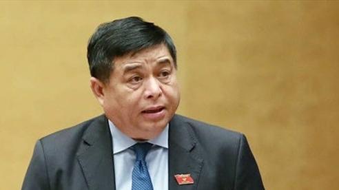 Bộ trưởng Nguyễn Chí Dũng xét nghiệm Covid- 19 âm tính lần 3