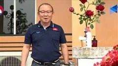 HLV Park Hang-seo hướng dẫn các bước rửa tay đúng cách nhằm ngăn ngừa dịch Covid-19