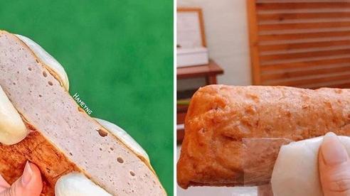 Những chiếc bánh giầy lý tưởng của hội theo trường phái 'xôi thịt': Không ăn thì thôi, một khi đã ăn là phải 'cả tảng' giò chả như này!
