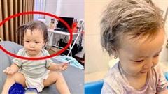 Mẹ giật mình khi con gái 'rượu' vài tuổi tự trang điểm: Món kem bé xoa lên tóc mới gây bất ngờ!