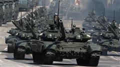 NATO bất lực nếu 'dòng thác xe tăng Nga' tràn vào Baltic